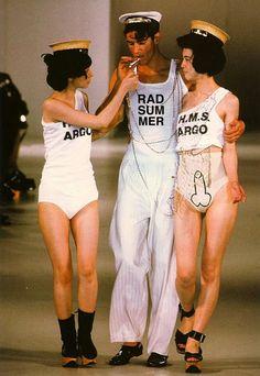 Vivienne Westwood, spring 1990