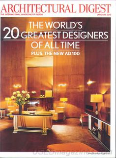 Great Architectural Digest March 1988 Malcolm Forbes Timberfield Bryan Guinness  Estate | Art Music