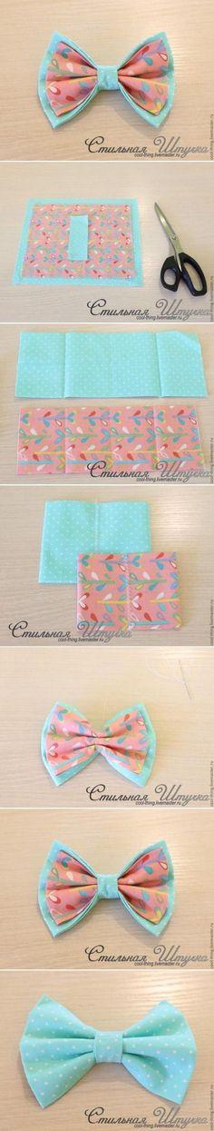 Double bow tie idea