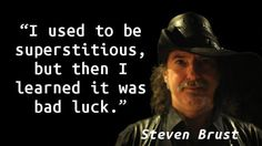 Steven Brust - Superstitious