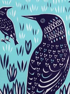 catherine card via print&pattern