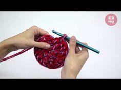 A artesã Marie Castro ensina um Gorro de Crochê com o fio MOLLET.