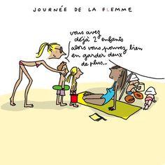 #Soledad Bravi #Journée de la flemme