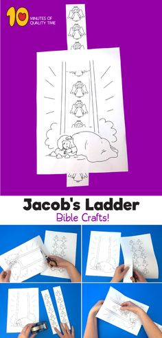 Arts And Crafts For Teens Product Bible Activities For Kids, Bible Crafts For Kids, Sunday School Activities, Bible Lessons For Kids, Sunday School Lessons, Sunday School Crafts, Bible Resources, Prayer Crafts, Bible Story Crafts
