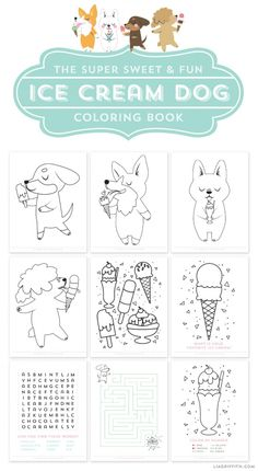 Kids Coloring Pages By Lia Griffith