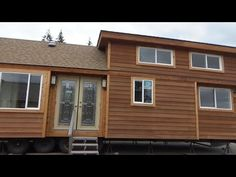 adorable tiny homes texas. Adorable TINY HOME tour in Rockwall  Texas YouTube Brand New Custom Built Tiny Mansion by Park Model Homes model seen