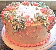 Buttercream Flowers   Flickr - Photo Sharing!
