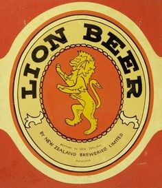 """Lion Red is a full-bodied malt flavoured beer, balanced with pleasant hop bitterness. It is batch brewed using high quality malt and the finest New Zealand hops. This leading New Zealand beer's history dates back to 1907. Originally known as """"Lion Beer"""", this brand became known to the general public as """"Lion Red"""", which aptly described its red-coloured label and can. Lion Breweries responded by officially changing the brand's name to Lion Red in the mid 1980's."""