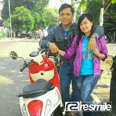 Selamat menikmati liburan kamu di JOGJA. Terimakasih sudah memilih reSmile sebagai teman liburanmu. www.resmilerental.com
