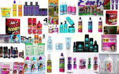 BELEZA EM AÇÃO: 20 Novos Lançamentos para cabelos Crespos e Cachea...