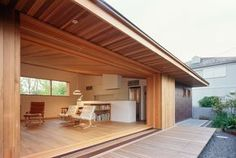 八島建築設計事務所|Yashima architect and associates | 辻堂の家 / Tsujido house Timber Architecture, Japanese Architecture, Architecture Design, Home Room Design, House Design, Japanese Style House, Zen House, Exterior Cladding, Small Buildings