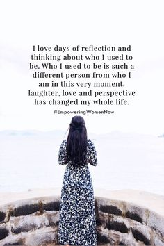 Reflecting is a form of self love #selflove