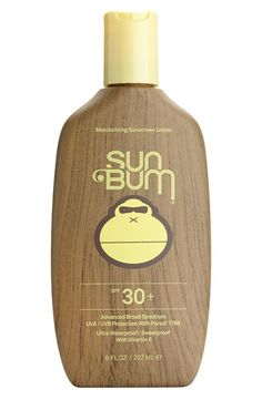 Sunscreen Lotion - Sun Bum! I love this stuff sooooo much. Some sunscreen irritates my skin, but this stuff was lovely when I used it for a week in Palm Springs.