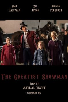 The Greatest Showman (2017) Full Movie Streaming HD