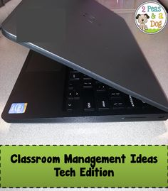 Schools are now full of technology.  This blog post helps to ensure teachers that if proper classroom management procedures are in place, their classrooms will not be in chaos.