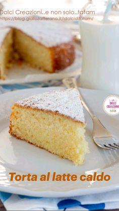 Burritos, Vanilla Cake, Italian Recipes, Milk, Butter, Sweets, Baking, Video, Desserts