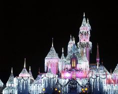 Christmas at Disneyland- A great post about all the amazing things you will see and find at Disneyland during the holidays!