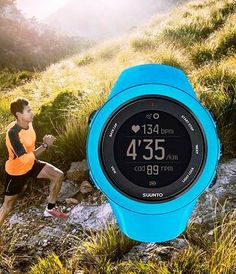 Suunto Ambit3 Peak (499€) y Suunto Ambit3 Sport (399€): Análisis nuevo reloj gps con Angel Vicente, Director Comercial Suunto España.