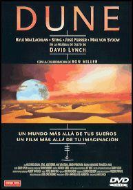 Dune (1984) EEUU. Dir.: David Lynch. Ciencia ficción. Fantástico. Películas de culto - DVD CINE 2167