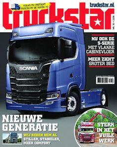 13x Truckstar € 50,-: Truckstar: geen chauffeur kan zonder! Neem nu een…