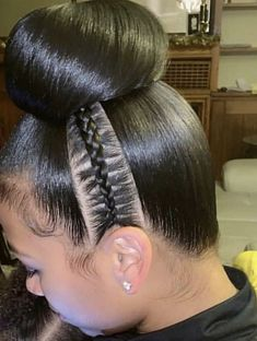 These shoulder length short girl hairstyles really are fab! These shoulder length short girl hairstyles really are fab! These shoulder length short girl hairstyles really are fab! Baddie Hairstyles, Ponytail Hairstyles, Girl Hairstyles, Hairstyles Videos, Hairstyles 2018, Teenage Hairstyles, Black Hairstyles, Updos, Hair Makeup