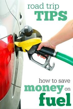 4 ways to save money on fuel during a road trip
