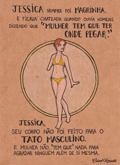 Mulher magra