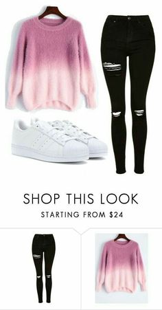 Shop this look 💞 cute outfits for school, outfits for teens, trendy outfits , Cute Middle School Outfits, Teenage Outfits, Cute Teen Outfits, Cute Outfits For School, Cute Comfy Outfits, Junior Outfits, Swag Outfits, Stylish Outfits, Girl Outfits