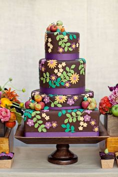 Matrimonio: torte in pasta di zucchero  (Foto 37/40)   Donna