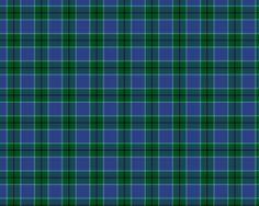 Scott Clan Green Tartan