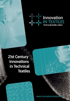 21st Century Innovations in Technical Textiles / Innovation in Textiles. - Nantwich : Orange Zero, 2013. available in library TextielMuseum, Tilburg