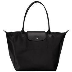Noir/Black - Sac shopping - Le Pliage Néo - Sacs - Longchamp