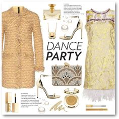 Dance party by sundango on Polyvore