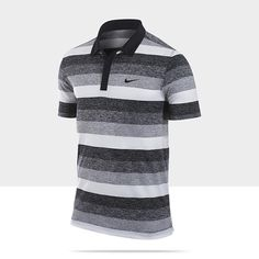 Nike Dri-FIT Modern Stripe Men's Golf Polo