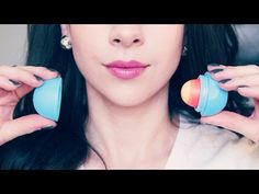 DIY Ombre EOS Lip Balm | Three Colors in One! - YouTube