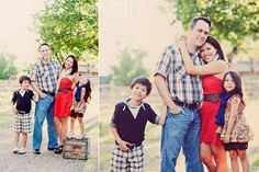 family - love the poses