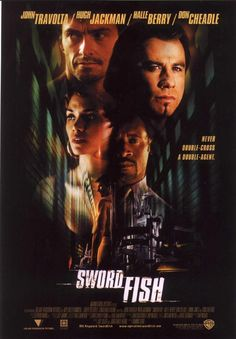Swordfish. Theme I love = Strategy + inside the minds of master manipulators