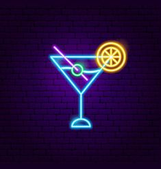 Martini Vector Images (over Snapchat Icon, Instagram And Snapchat, Live Wallpaper Iphone, Neon Wallpaper, Neon Aesthetic, Aesthetic Words, Neon Symbol, Neon Purple, Dark Purple