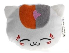 Cartoon Cat Plush Coin Purse (White) Toys and Hobbies. Collectibles. Animation Gadgets.  #Yasheng #Baby_Product