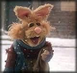 """The Muppet's Christmas Carol-Bean Bunny-""""Good King Wenceslas looked out...."""""""