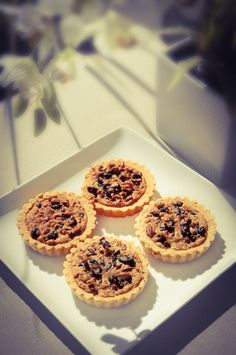 Cranberry Pecan Pie. Photography by http://conradkiffinstudio.com