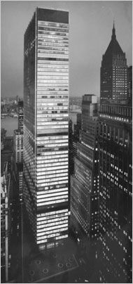 1961 - New York - Chase Manhattan Bank