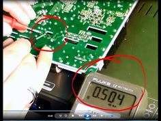"""Best Easy Way How to Accurately test Diodes, Capacitors, bridge rectifiers in TV power-supply boards, """"how to use multimeter"""" to test or read TV parts in pow. Electronic Engineering, Electrical Engineering, Best Knife Sharpener, Power Supply Circuit, Flat Panel Tv, Me Tv, Arduino, Led, Flat Screen"""