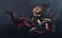 Kraken by ~dwayned3 on deviantART