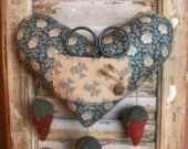 primitive heart pinkeep