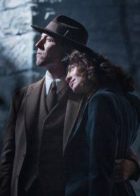 Claire and Frank  - love this picture as it demonstrates the feeling between them - if we don't understand Claire's love for Frank, we can't understand her motivation to get back to the stones and him, once she's met Jamie!