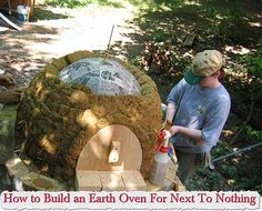 At living green and frugally we aim to provide you with lots of great tips and advice on How to Build an Earth Oven For Next To Nothing