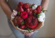 букет из фруктов - Поиск в Google