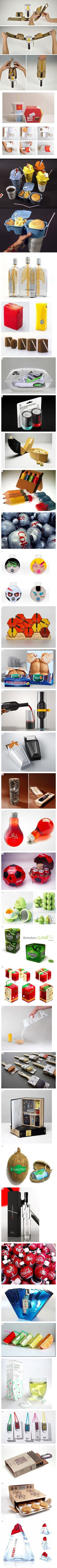 Need some inspiration? Here are some ultra creative packaging designs that think outside the box to start your day off.