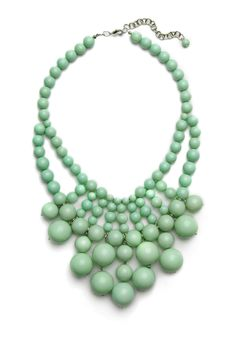 love this chunky necklace
